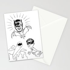 Holy Boastful Bat-man! Stationery Cards