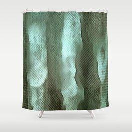 Desynchronosis Shower Curtain