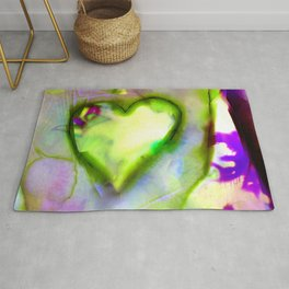 Heart Dreams 4L by Kathy Morton Stanion Rug