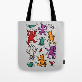 Keith Futur Tote Bag