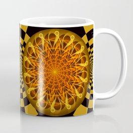 The mandala of energy Coffee Mug