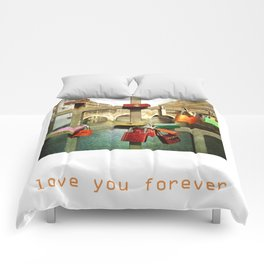 Love you forver Comforters
