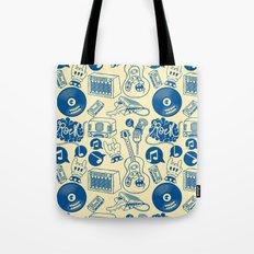 Musical Monsters Tote Bag