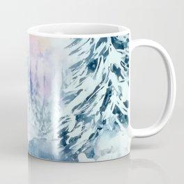 Winter Day-Watercolor Coffee Mug