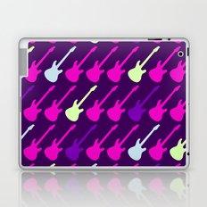 Electric Guitars #2 Laptop & iPad Skin