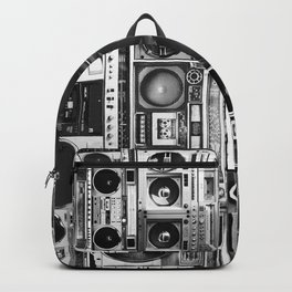 boombox apparel Backpack