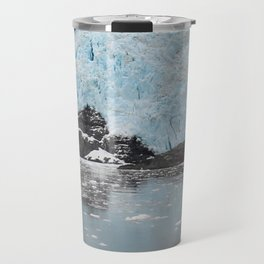 Aialik Glacier Travel Mug