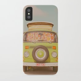 let's ride through europe iPhone Case
