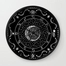 Zodiac Bandana Wall Clock