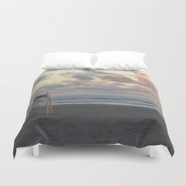 Pastel Evening II Duvet Cover