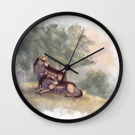 DOG, Aleurodon Wall Clock