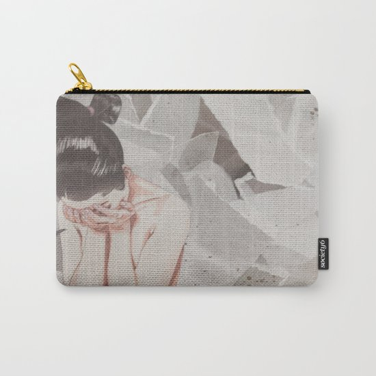 Composition IV: It's okay not to be okay Carry-All Pouch