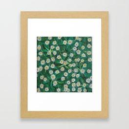 Flowers for Kym Framed Art Print