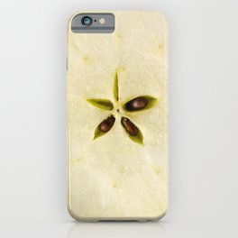 A star of an apple iPhone Case
