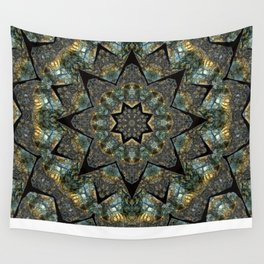 Labradorite Starlight Wall Tapestry