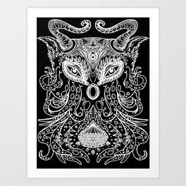 demi 2 Art Print