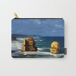 Limestone Rock Stacks & Headlands Carry-All Pouch