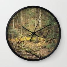 A Little Taste Wall Clock