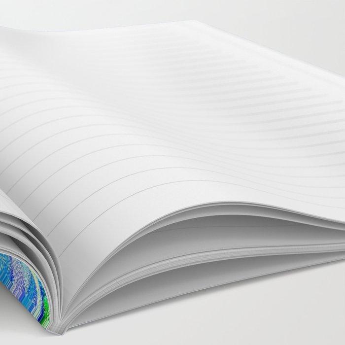 Pastel Fish Notebook