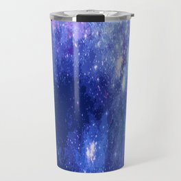 night in blue Travel Mug