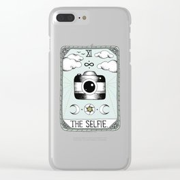 The Selfie Clear iPhone Case