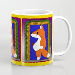 Artsy Door Coffee Mug
