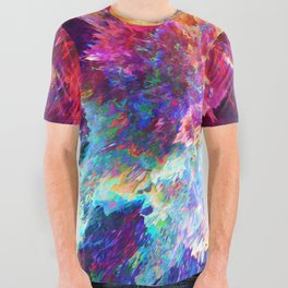 Hag All Over Graphic Tee
