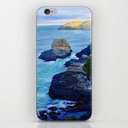Rugged Coast iPhone Skin