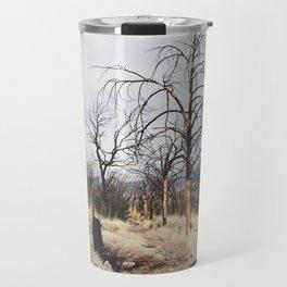 Tree Cemetery Travel Mug