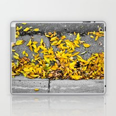Guttered Fall Laptop & iPad Skin