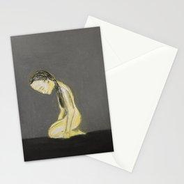 kneeling Stationery Cards