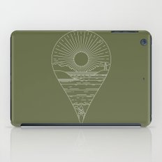 Heading Out iPad Case