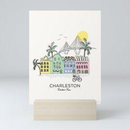 Charleston, S.C. Mini Art Print
