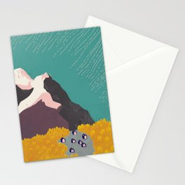 Little Mountain Village Stationery Cards