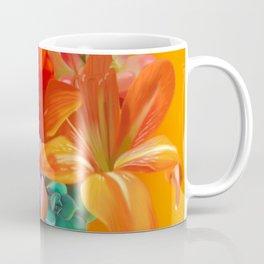 Gold Bouquet Coffee Mug