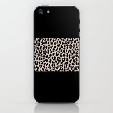 Leopard National Flag VI iPhone & iPod Skin
