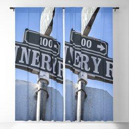 Cannery Row Blackout Curtain