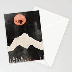 Hunter's Moon... Stationery Cards