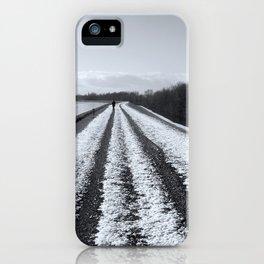 Winter #2 iPhone Case