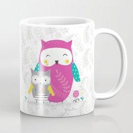 Owl Lover  Coffee Mug