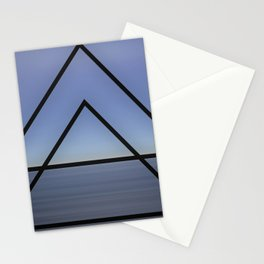 SILVER 9 Stationery Cards