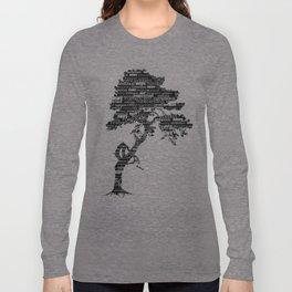Bodhi Tree Long Sleeve T-shirt