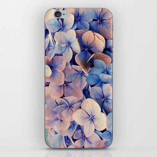 Blue Dreams iPhone & iPod Skin