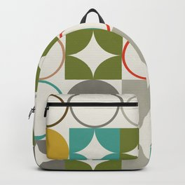 Mid Century Open Classic Backpack