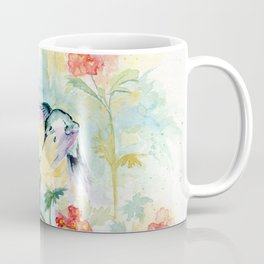 Hummingbirds Secret Garden Coffee Mug
