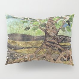 Deep Roots Pillow Sham