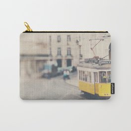 city trams ...  Carry-All Pouch
