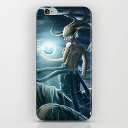 Sea Witch iPhone Skin