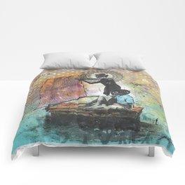 Sobre Agua Comforters
