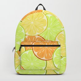 Citrus. Backpack